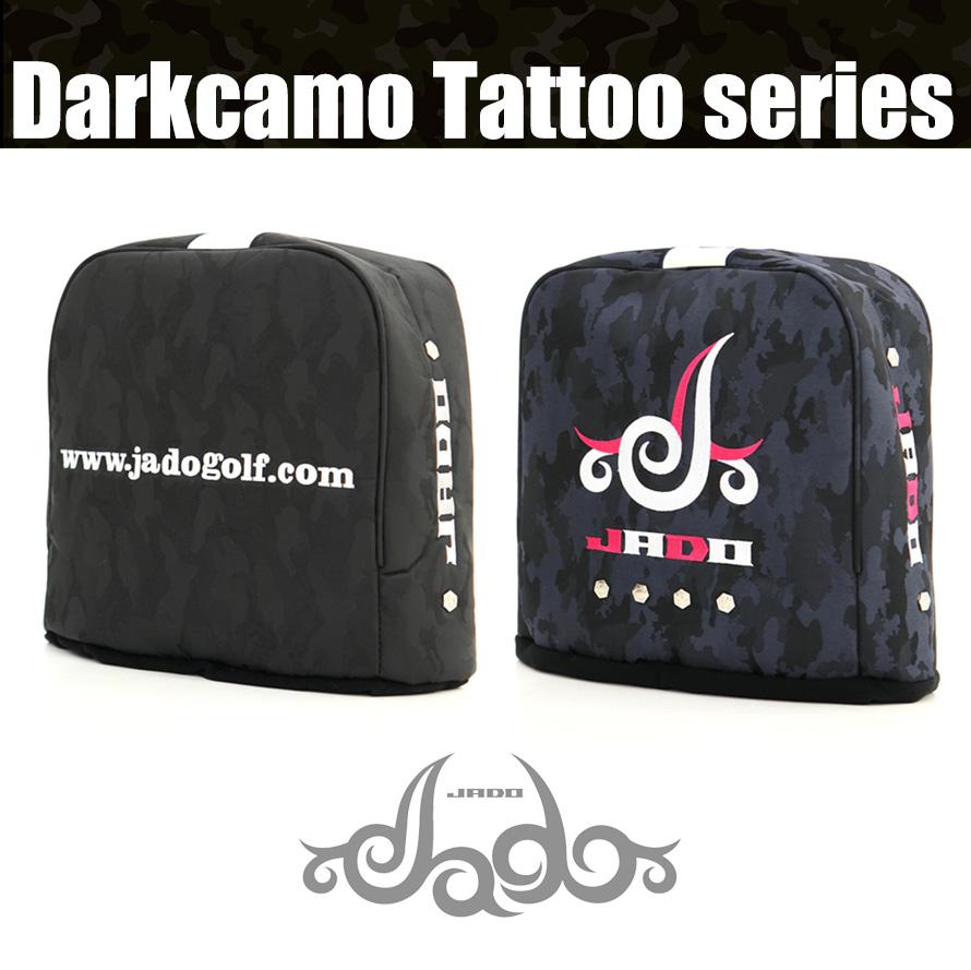 ヘッドカバー アイアン Darkcamo Tattoo