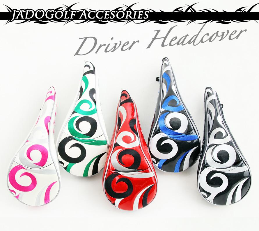 ヘッドカバー ドライバー ゴルフ