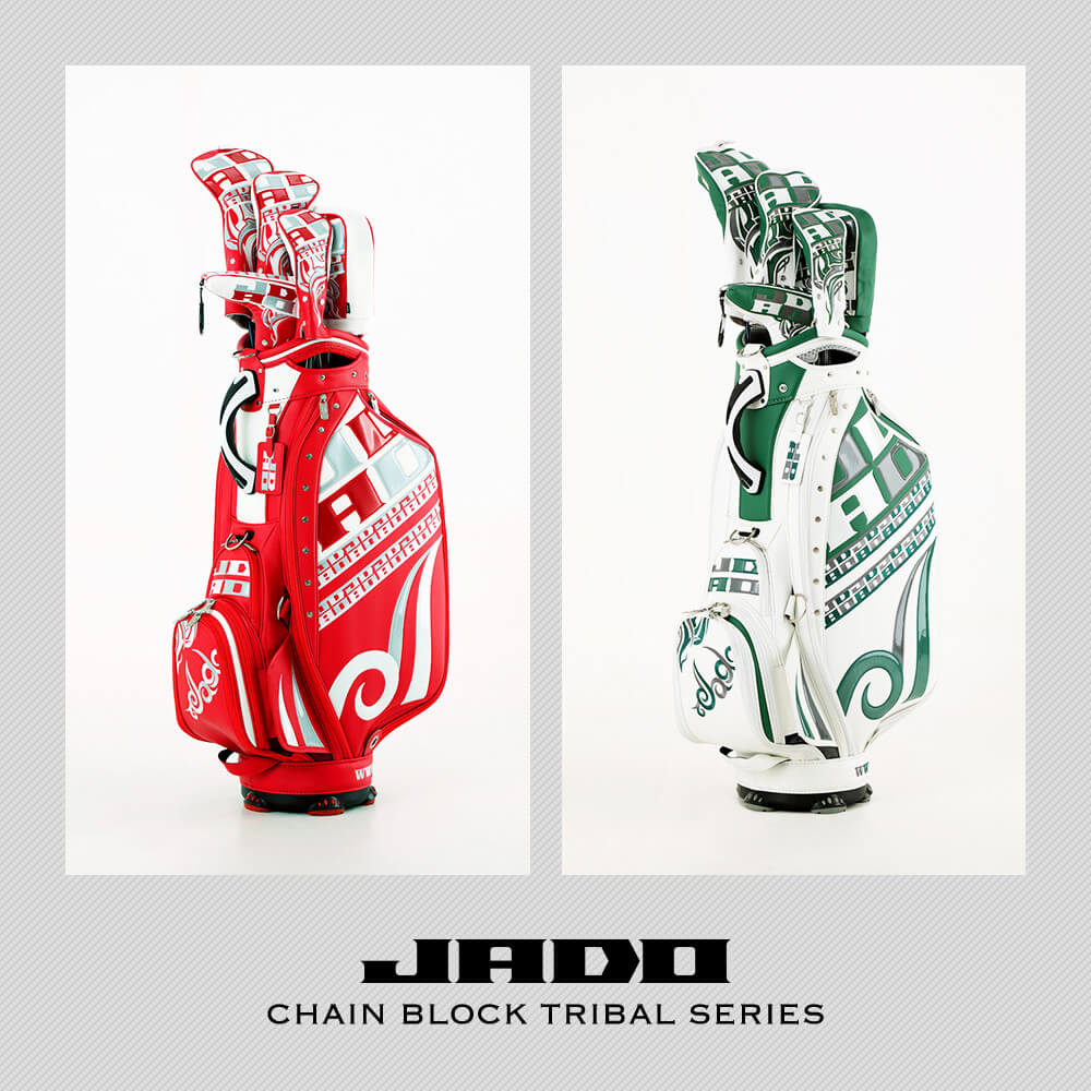Chain block Tribalシリーズ ヘッドカバー ドライバー用 追加カラー 選べる2カラー